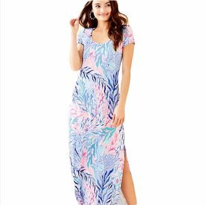 LILLY PULITZER Wynne Maxi Dress XS